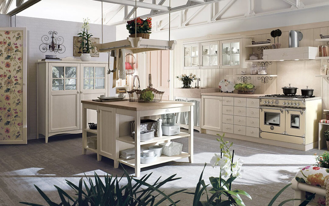 Cucina country 01