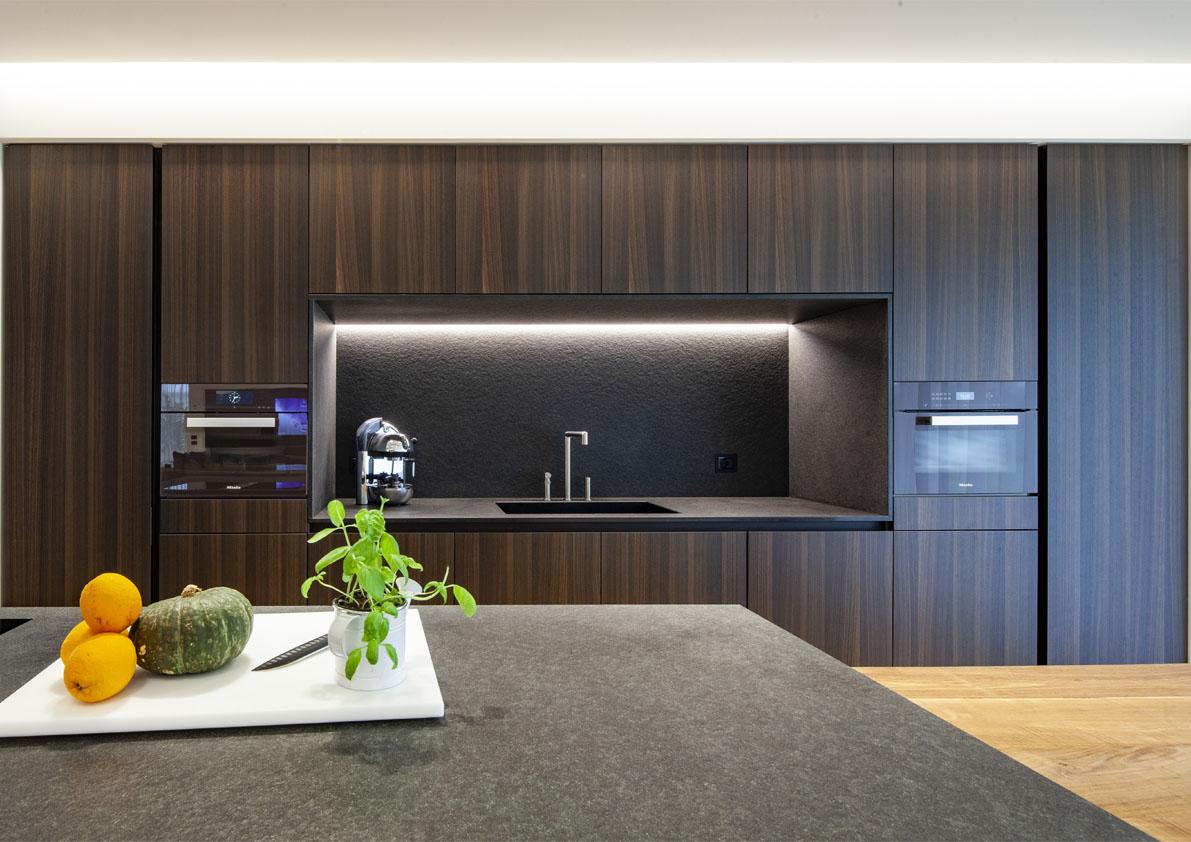 cucina con isola euromobil