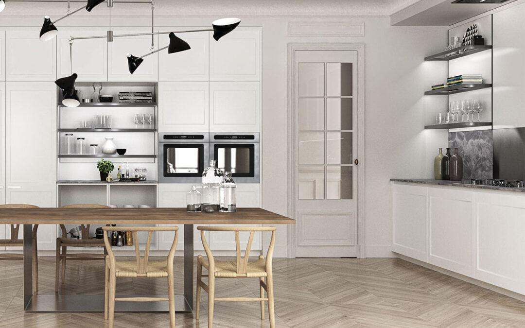 Cucina classica 01