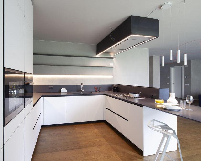 Cucina architettonica